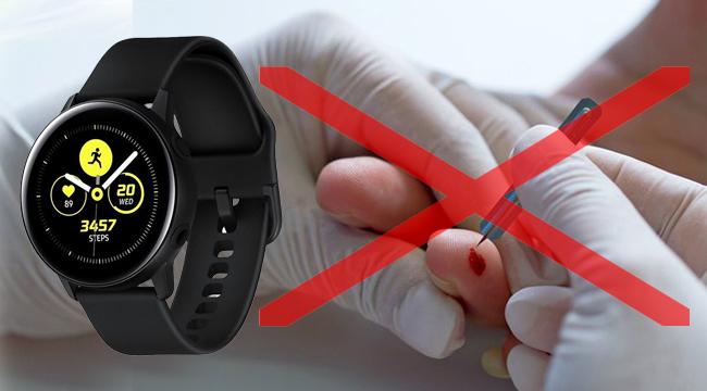 Tin đồn: Smartwatch của Samsung và Apple sẽ tích hợp khả năng theo dõi đường huyết