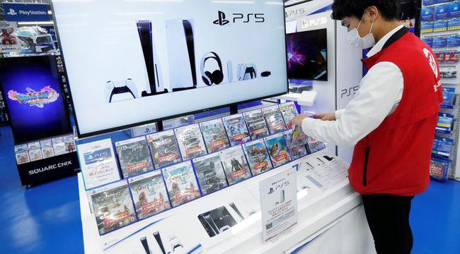 """PS5 cháy hàng, Sony vẫn than phiền: """"Càng bán càng lỗ"""""""