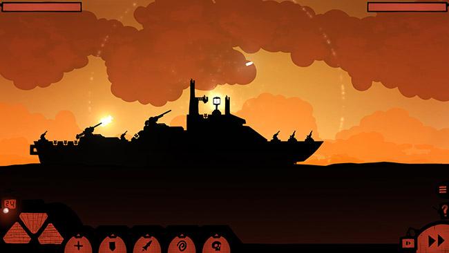 Battlecruisers mobile – game chiến thuật 2D bắn tàu chiến vừa ra mắt