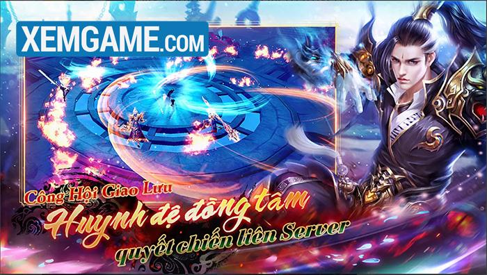 Thiên Kiếm Truyền Kỳ   XEMGAME.COM