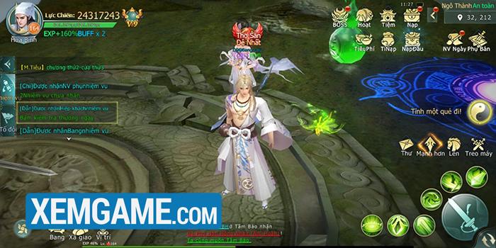 Cửu Kiếm Chi Vương   XEMGAME.COM