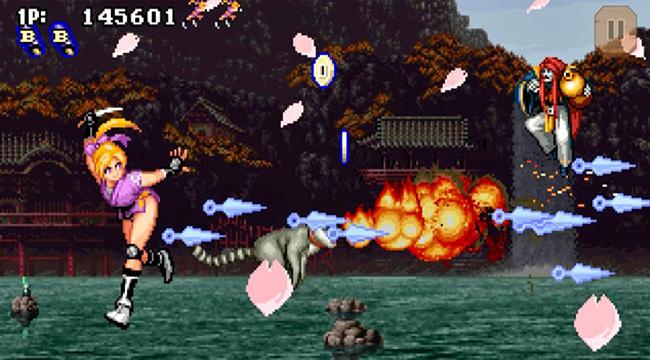 Tengai Classic – game điện tử băng ngày nào đã có bản mobile tiện dụng