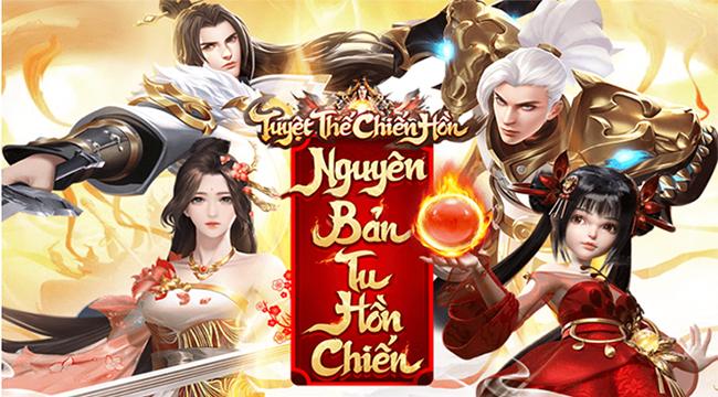 Tuyệt Thế Chiến Hồn Funtap – game tu hồn chiến đấu mới sắp cập bến Việt Nam