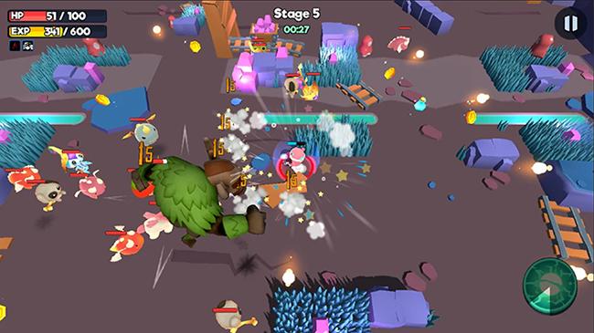 BrawlShooters – game bắn súng giải trí với lối chơi đánh boss thuần túy