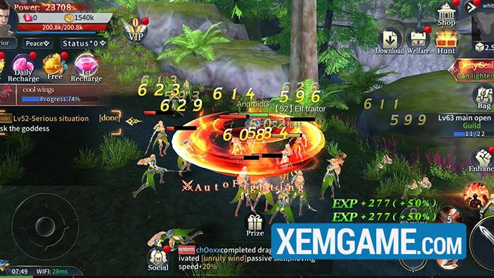 Land of Doran VN   XEMGAME.COM