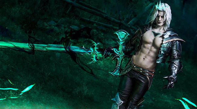 LMHT cosplay: Mãn nhãn với màn hoá thân Viego đầy quyền lực