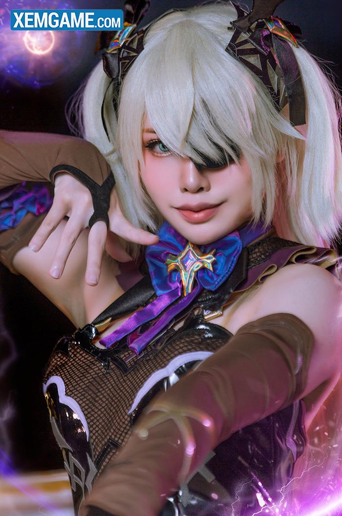 Genshin Impact: Say đắm với vẻ quyến rũ đầy cá tính của Fischl