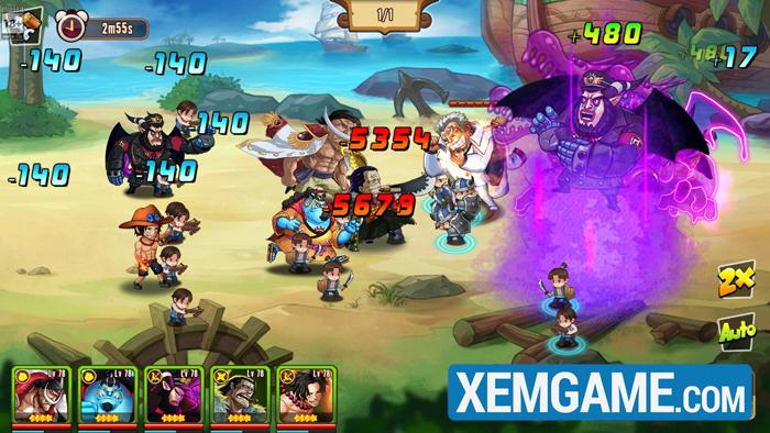 Đảo Kho Báu Mobile | XEMGAME.COM
