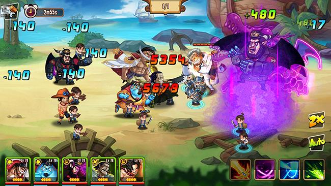 Đảo Kho Báu – Bá Vương Thức Tỉnh sẽ mở ra sân chơi One Piece đầy thú vị cho fan khám phá