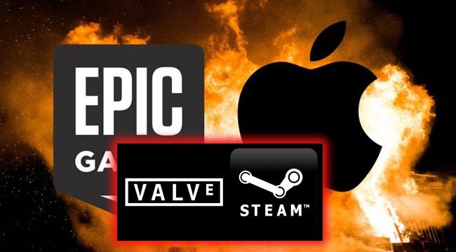 Ngang ngược lôi Valve vào cuộc chiến pháp lý với Epic, Apple bị từ chối thẳng thừng