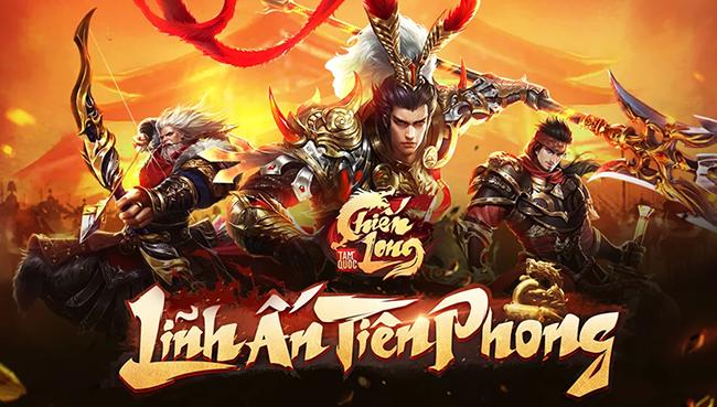 Chiến Long Tam Quốc GOSU – game nhập vai Tam Quốc đang mở đăng ký sớm