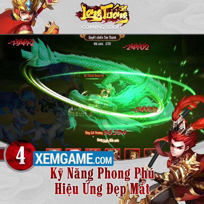Long Tướng 3Q   XEMGAME.COM