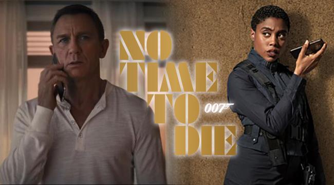 Điệp viên 007: No Time To Die hoãn chiếu vì Jame Bond sử dụng điện thoại… lỗi thời