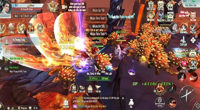 Trải nghiệm Nhất Kiếm Cửu Thiên – gameplay nhập vai kinh điển với lớp áo đồ họa bóng bẩy