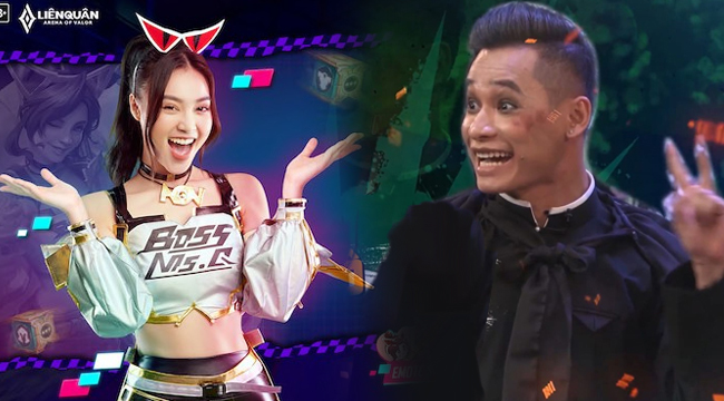 Độ Mixi tiết lộ màn kết hợp với Ninh Dương Lan Ngọc trong dự án của Liên Quân Mobile