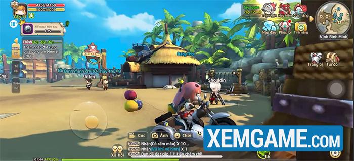 Lumia Saga Chiến Binh Ánh Sáng   XEMGAME.COM