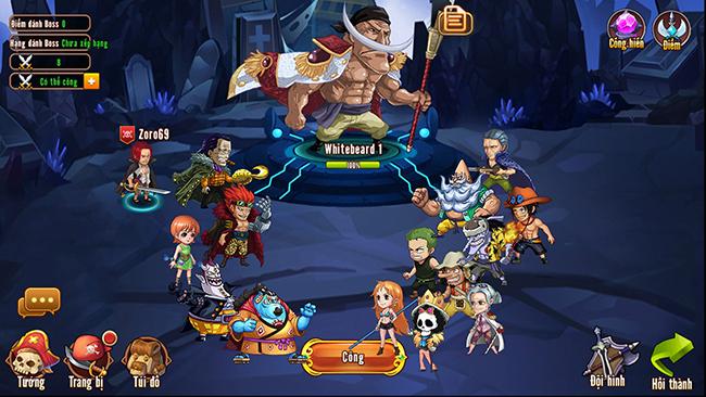 Đảo Kho Báu mobile – Bá Vương Thức Tỉnh: game chuẩn vị One Piece có lộ trình ra mắt chính thức