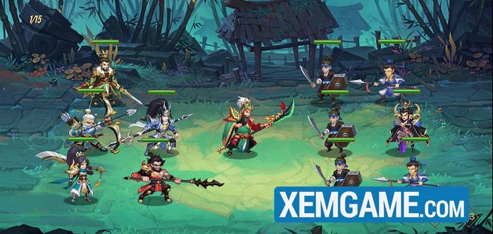 Ngạo Thế Tam Quốc   XEMGAME.COM