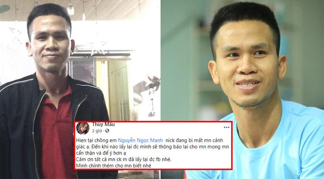 """Tăng follow chóng mặt, tài khoản Facebook của """"siêu nhân"""" Nguyễn Ngọc Mạnh bị hack"""