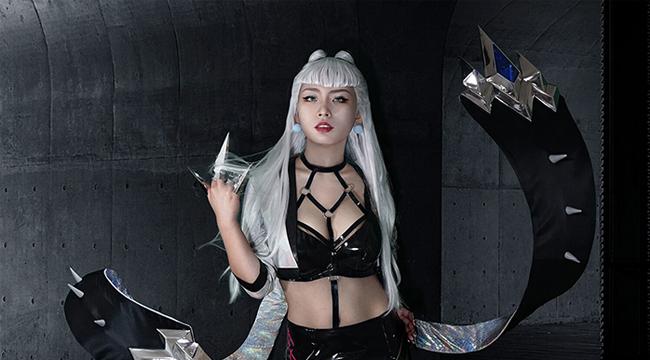 LMHT cosplay: Ngẩn ngơ trước vẻ đẹp đầy mê hoặc của Evelynn The Baddest