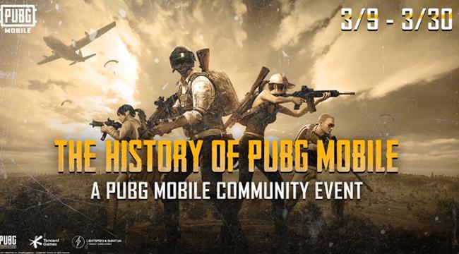 PUBG Mobile: Tencent chơi lớn, tặng iPhone 12 qua chuỗi sự kiện kỷ niệm 3 năm