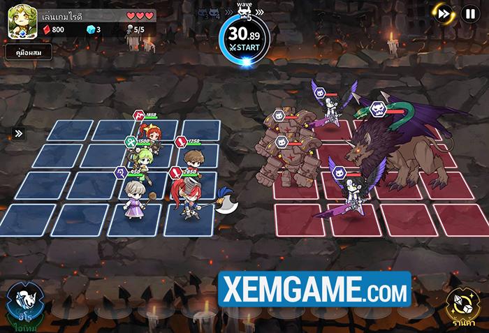 Arcana Tactics - game nhập chiến thuật phong cách anime của Greevil vừa trình làng