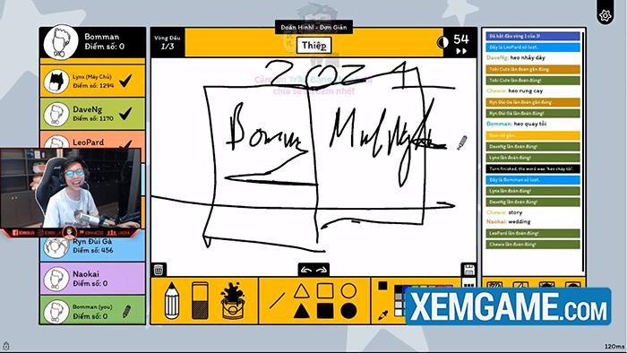 """Bomman tự vẽ """"thiệp cưới"""" trên livestream, chốt hẳn thời gian trong năm nay"""