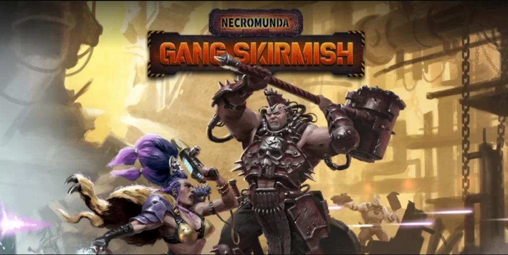 Necromunda Gang Skirmish – game chiến thuật theo lượt hấp dẫn có phiên bản toàn cầu