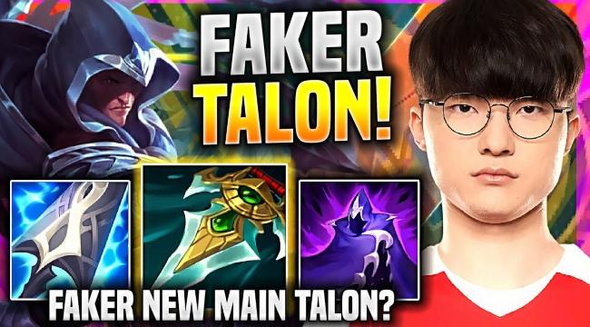 LMHT: Học chơi Talon Thần Kiếm Muramana theo phong cách Faker