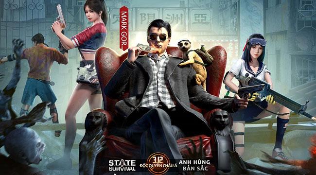 State of Survival hợp tác với phim điện ảnh kinh điển tung Big Update dành riêng cho châu Á