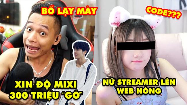 """Stream Biz #54: """"Con bạc"""" xin Độ Mixi 300 triệu để làm lại, Nữ streamer bỗng xuất hiện trên web nóng"""