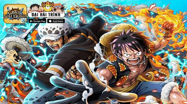 Bom tấn One Piece đầu năm – Đại Hải Trình Mobile chính thức ra mắt vào ngày mai