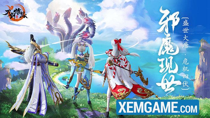 Ngự Thần Sư VTC   XEMGAME.COM