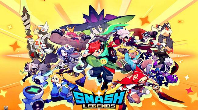 Smash Legends – MOBA 3v3 đang mở đăng ký trước