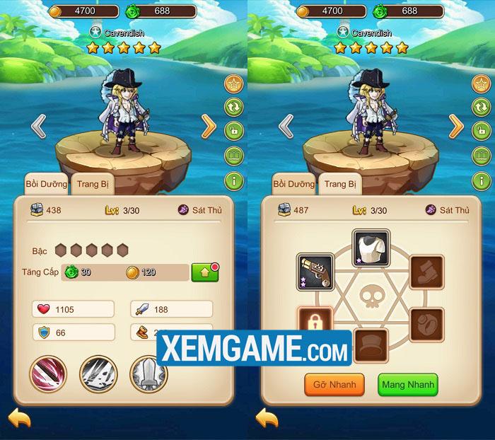 Trải nghiệm Đại Hải Trình Mobile - thế giới One Piece đầy rộng mở được khai phá
