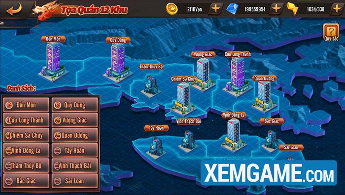 Người Trong Giang Hồ SohaGame   XEMGAME.COM