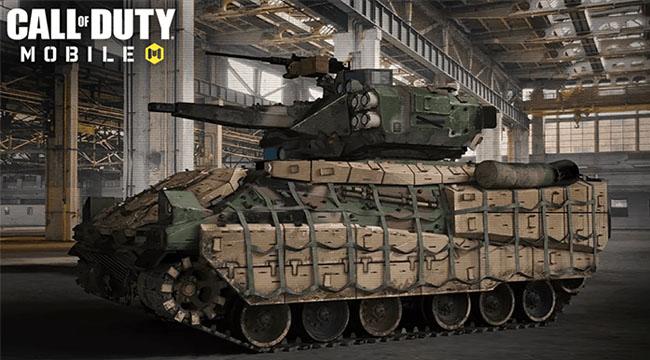 Call of Duty: Mobile – Chế độ Tank Battle BR và bản đồ Shipment đã chính thức cập bến