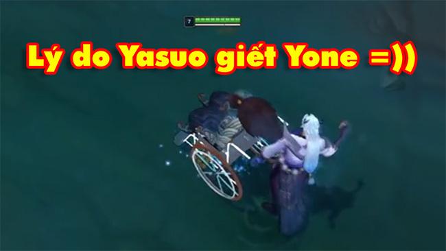 """LMHT: Yasuo vs Yone """"Anh em cây khế"""" – Thế này bảo sao thằng em không giết"""