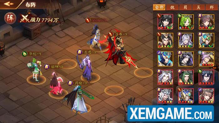 Tân OMG3Q VNG   XEMGAME.COM