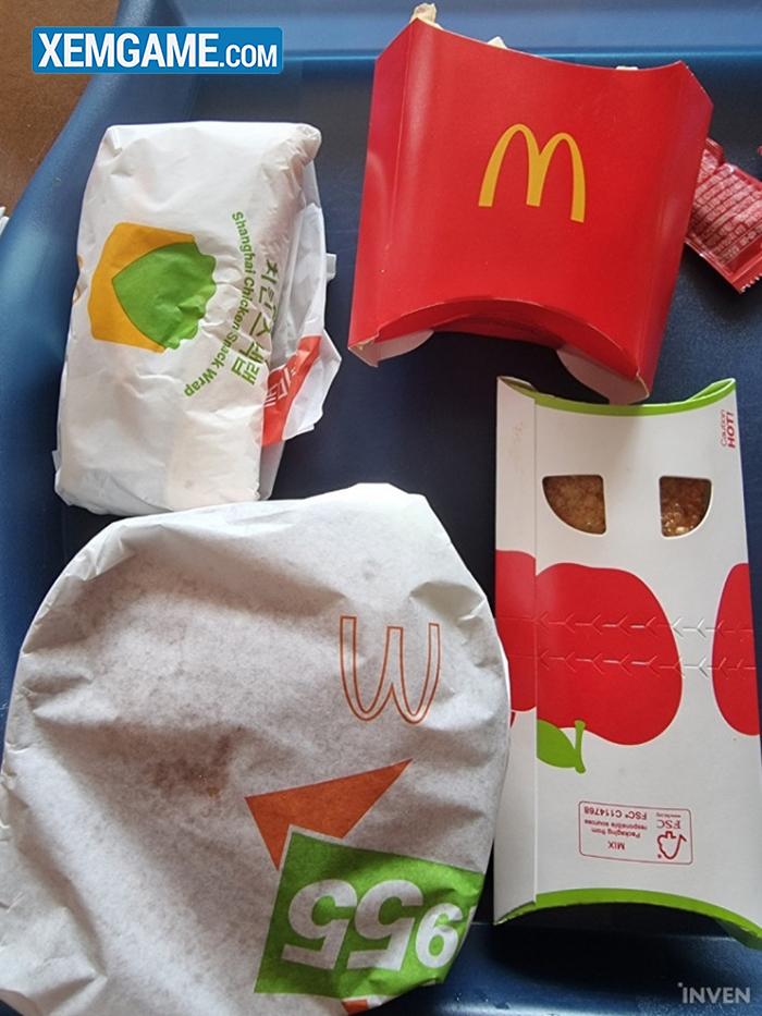 LMHT: Fan Hàn Quốc tấp nập ăn McDonald's để sở hữu thẻ cào in hình Faker