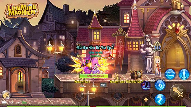 Liên Minh Mạo Hiểm mobile: game màn hình ngang đồ họa hoạt hình sắp ra mắt