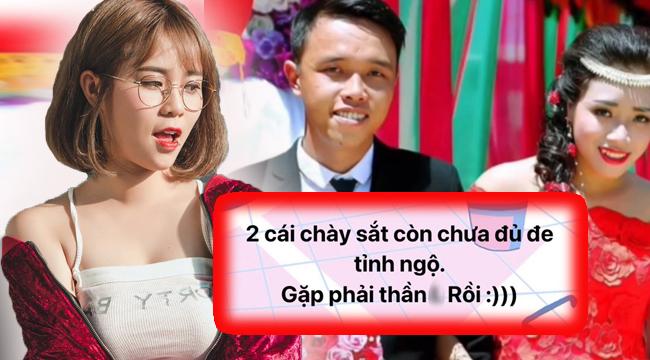 MisThy mỉa mai thánh Photoshop Huy Quần Hoa sau drama ngoại tình