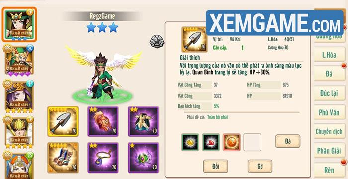 Bách Chiến 3Q   XEMGAME.COM