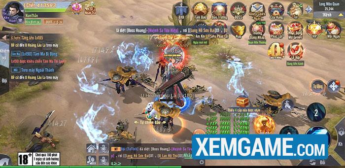 Tân Giang Hồ Truyền Kỳ | XEMGAME.COM