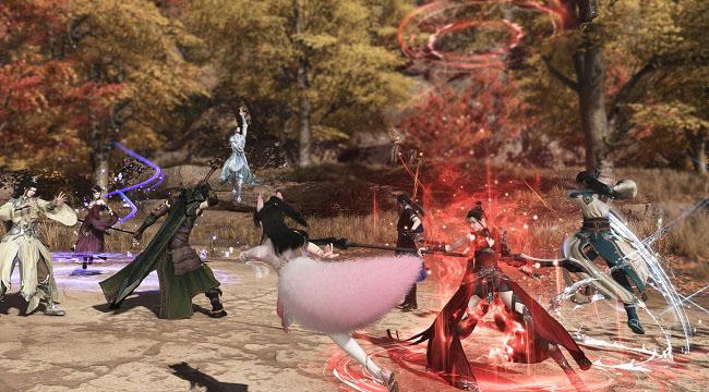 Cổ Kiếm Kỳ Đàm sẽ khuấy động làng game online ở VN theo cách nào?