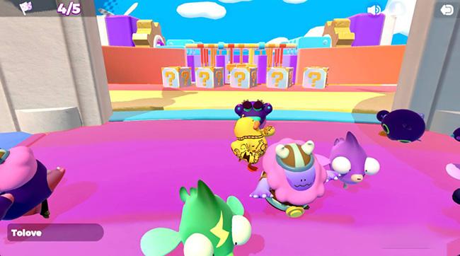 Puff Go – tựa game sinh tồn thay thế cho Fall Guy trên di động