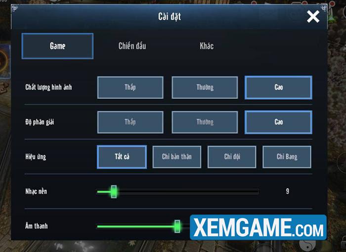 Trải nghiệm Tứ Hoàng Mobile : đồ họa, lối chơi xứng tầm siêu phẩm 2021