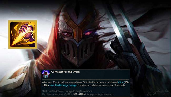 """LMHT: Riot Games tiếp tục """"chày cối"""" với tham vọng đưa Darius, Zed vào rừng"""