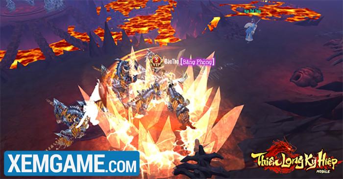 Thiên Long Kỳ Hiệp   XEMGAME.COM