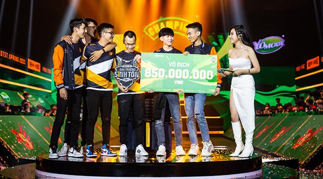 YOMOST DTST Mùa xuân 2021: BTS bước thẳng vào CK giải đấu quốc tế lớn nhất của Free Fire!!!